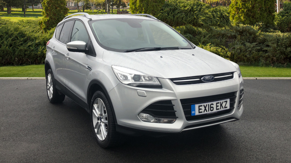 Ford Kuga 2.0 TDCi 180 Titanium X Powershift Diesel Automatic 5 door Estate (2016)