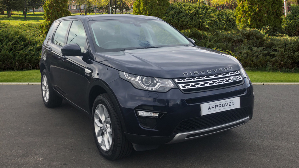Land Rover Discovery Sport 2.0 TD4 180 HSE 5dr Diesel Automatic 4x4 (2016) at Land Rover Swindon thumbnail image