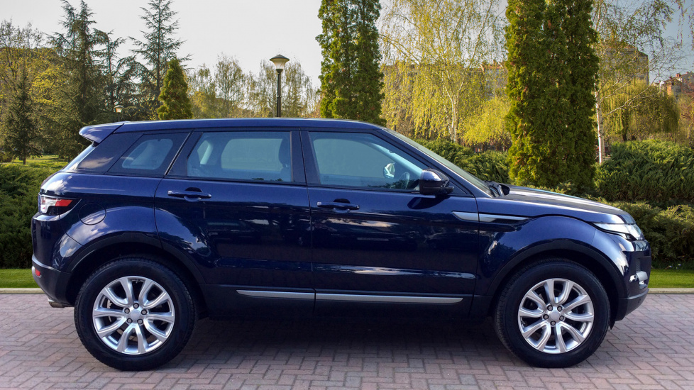 Range Rover Dealership In Md >> Land Rover Range Rover Evoque 2.2 SD4 Pure 5dr [9] [Tech Pack] Diesel Automatic 4x4 (2015) at ...