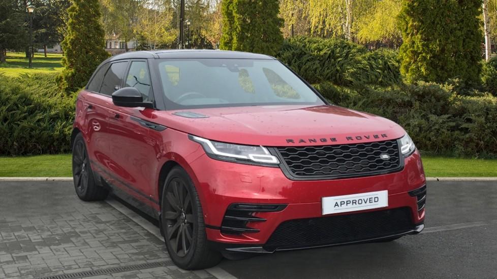 Land Rover Range Rover Velar 3.0 D300 R-Dynamic HSE Head-up Display, MeridianTM Surround Sound System Diesel Automatic 5 door Estate