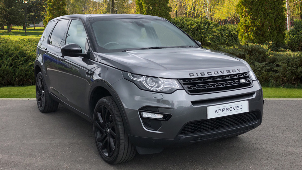 Land Rover Discovery Sport 2.0 TD4 180 HSE Black 5dr Diesel Automatic 4x4 (2016) image