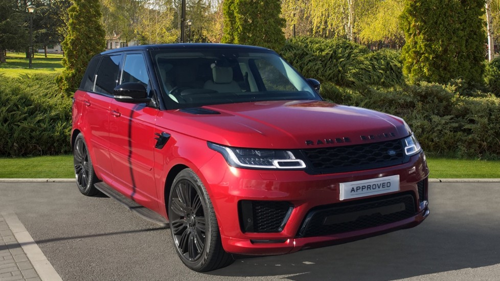 Land Rover Range Rover Sport 4.4 SDV8 Autobiography Dynamic Massage front seats with adjustable seat bolsters, Digital TV Diesel Automatic 5 door Estate (2018) image