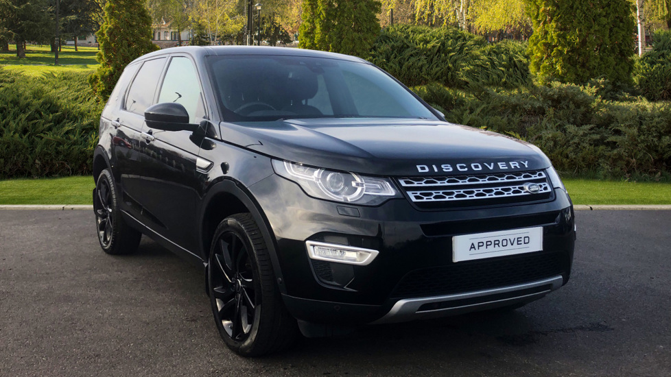 Land Rover Discovery Sport 2.0 TD4 180 HSE Luxury 5dr Diesel Automatic 4x4 (2015) image