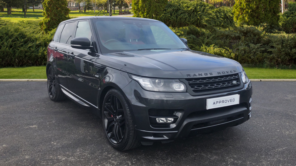 Land Rover Range Rover Sport 3.0 SDV6 [306] Autobiography Dynamic 5dr Diesel Automatic Estate (2017) image