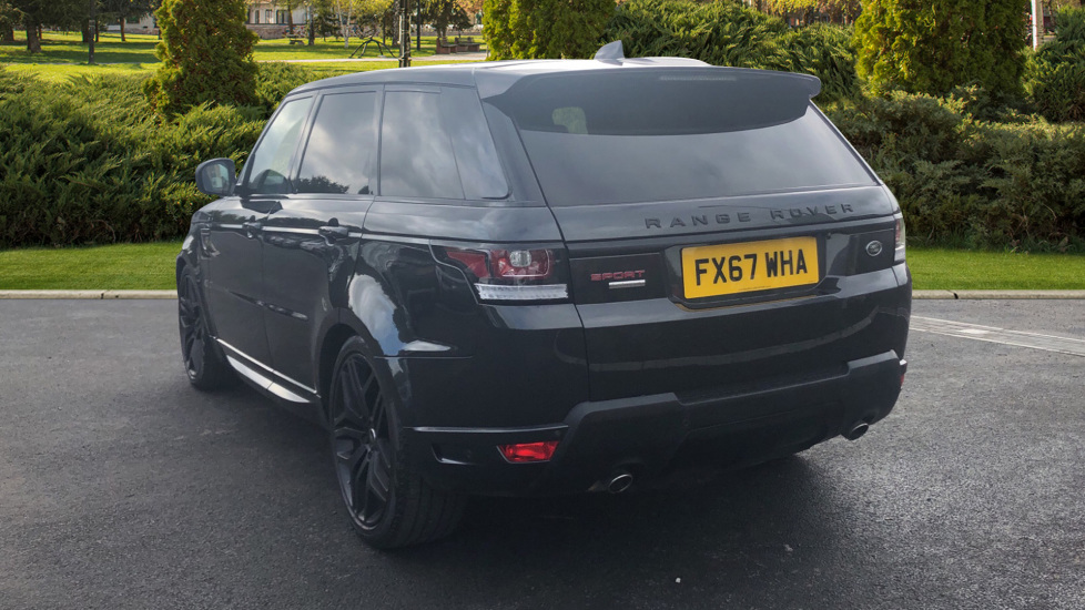 Land Rover Range Rover Sport 3.0 SDV6 [306] Autobiography Dynamic 5dr image 2