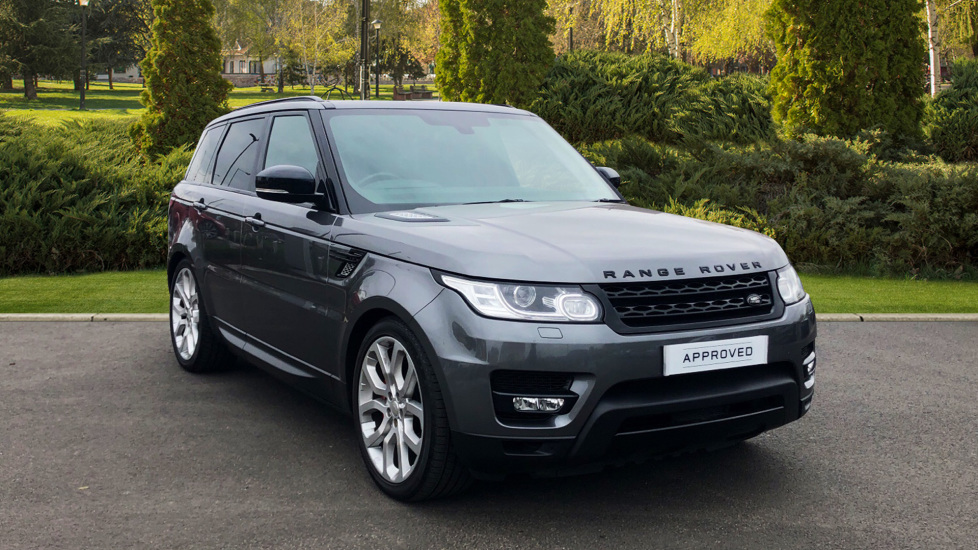Land Rover Range Rover Sport 5.0 V8 S/C Autobiography Dynamic 5dr Automatic 4x4 (2014)