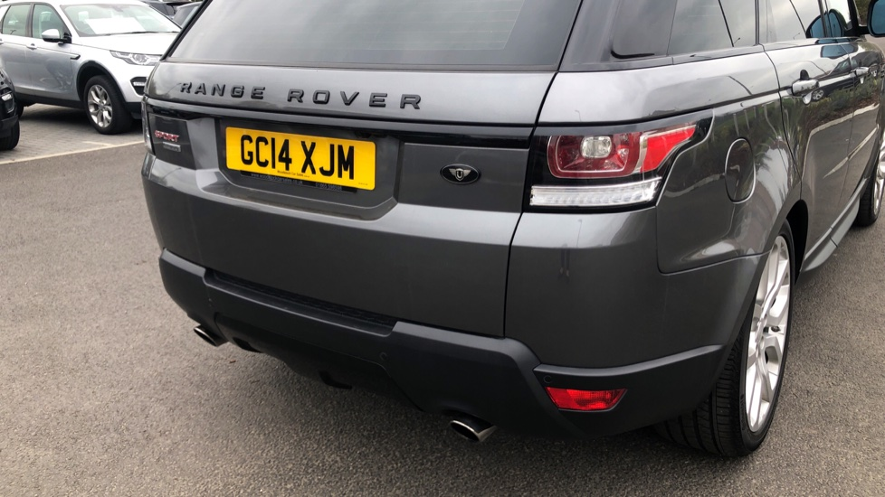 Land Rover Range Rover Sport 5.0 V8 S/C Autobiography Dynamic 5dr image 11