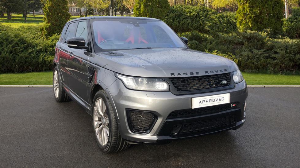 Land Rover Range Rover Sport 5.0 V8 S/C SVR 5dr Automatic Estate (2017) image