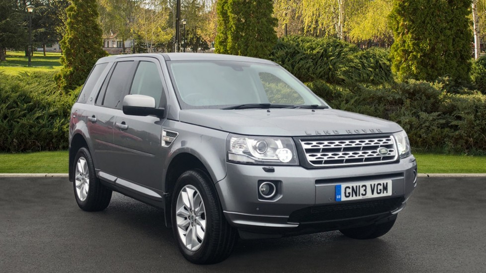 Land Rover Freelander 2.2 SD4 HSE 5dr Diesel Automatic 4x4 (2013)