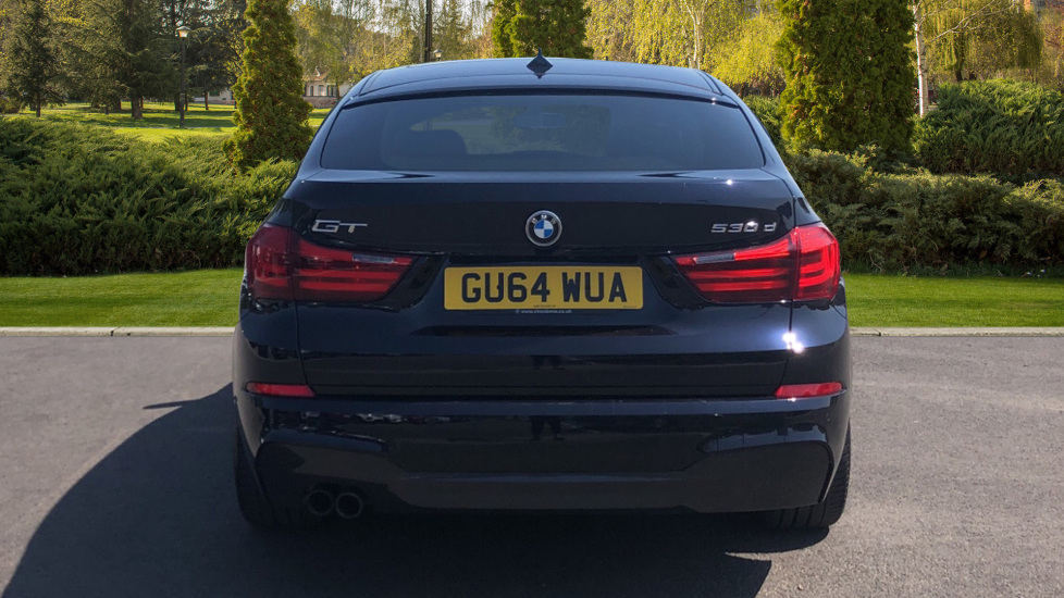 BMW 5 Series 530d M Sport Step 3 0 Diesel Automatic 5 door Hatchback (2014)  available from Renault Bury