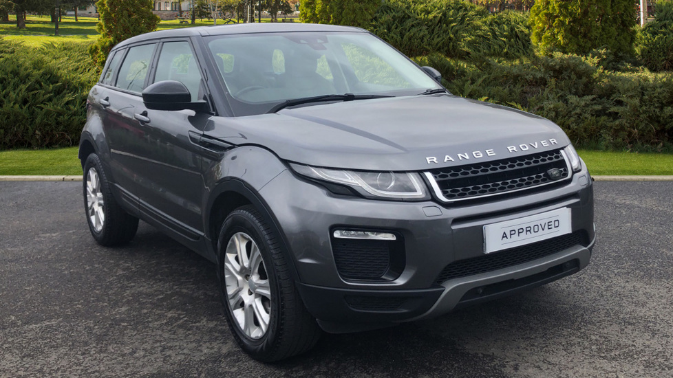 Land Rover Range Rover Evoque 2.0 eD4 SE Tech 5dr 2WD Diesel Hatchback (2015) available from Land Rover Woodford thumbnail image