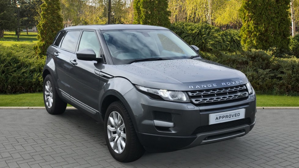 Land Rover Range Rover Evoque 2.2 SD4 Pure 5dr [9] [Tech Pack] Diesel Automatic Hatchback
