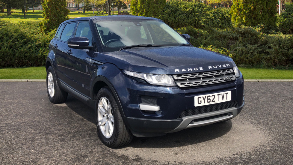 Land Rover Range Rover Evoque 2.2 SD4 Pure 5dr [Tech Pack] Diesel Automatic Hatchback (2012)