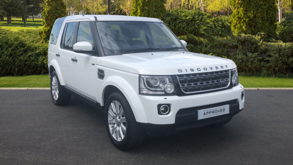 Land Rover Discovery 3.0 SDV6 SE 5dr Diesel Automatic 4x4 (2015) image