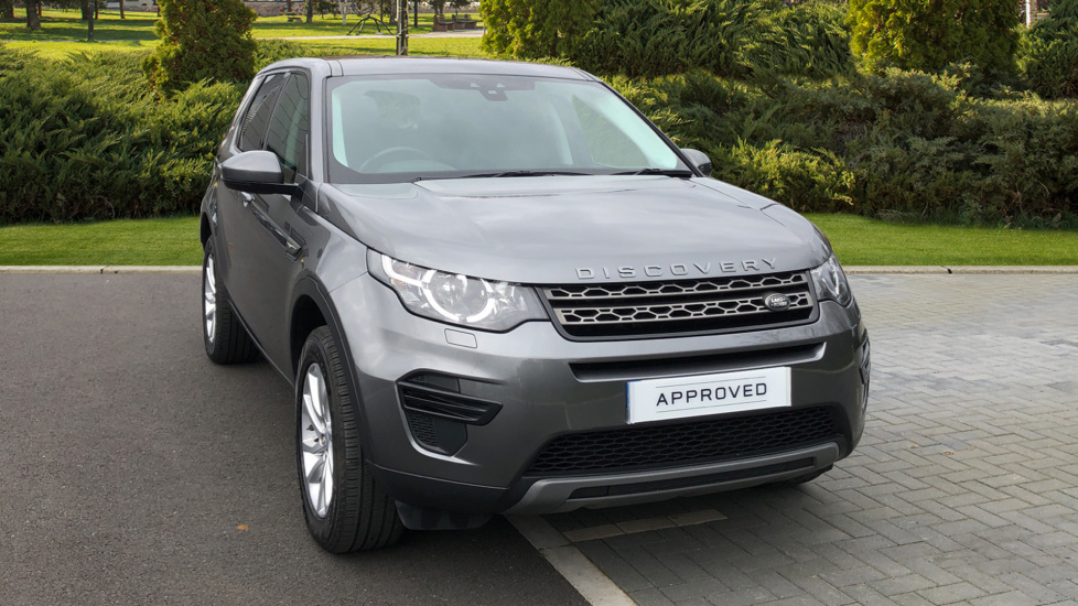 Land Rover Discovery Sport 2.0 TD4 180 SE 5dr Diesel Automatic 4x4 (2017)