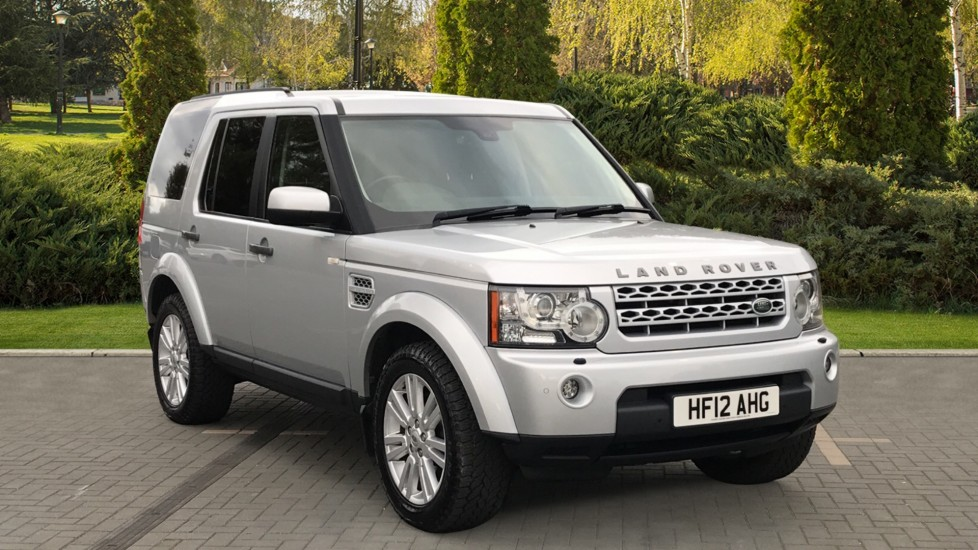 Land Rover Discovery 3.0 SDV6 255 HSE Diesel Automatic 5 door Estate