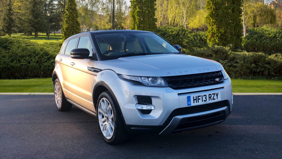 Used - Land Rover Range Rover Evoque - Hatchback - Automatic