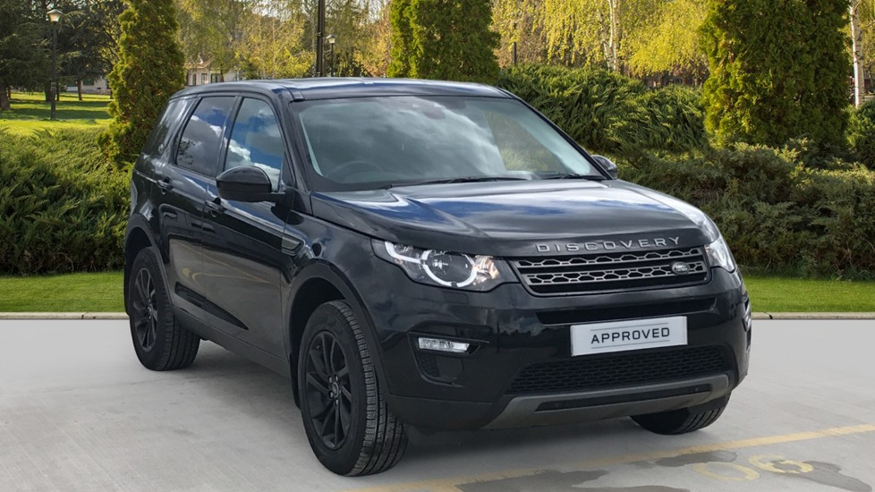 Land Rover Discovery Sport 2.0 TD4 180 SE Tech 5dr Diesel Automatic 4x4