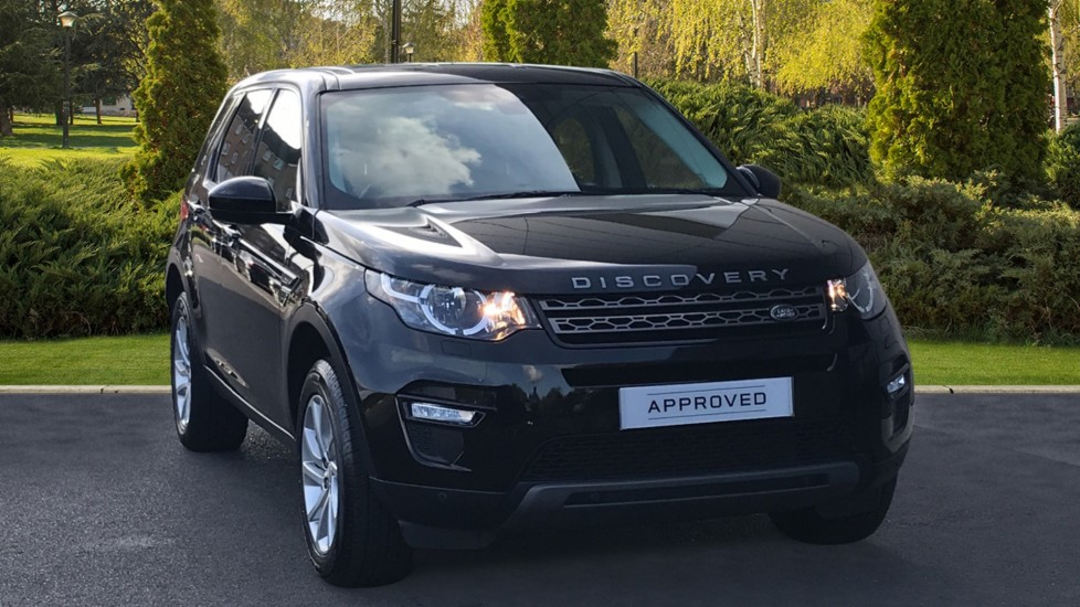 Land Rover Discovery Sport 2.0 TD4 180 SE Tech 5dr with Heated Seats and Reverse Camera Diesel Estate