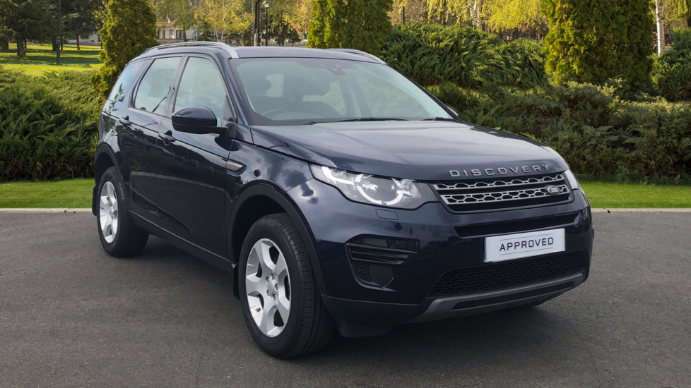 Land Rover Discovery Sport 2.0 TD4 SE 5dr [5 seat] Diesel 4x4 (2016) image