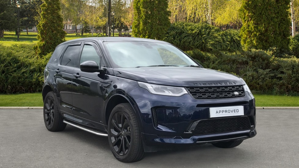 Land Rover Discovery Sport 2.0 D180 R-Dynamic SE 5dr with Panoramic Sunroof and Heated Seats Diesel Automatic Hatchback