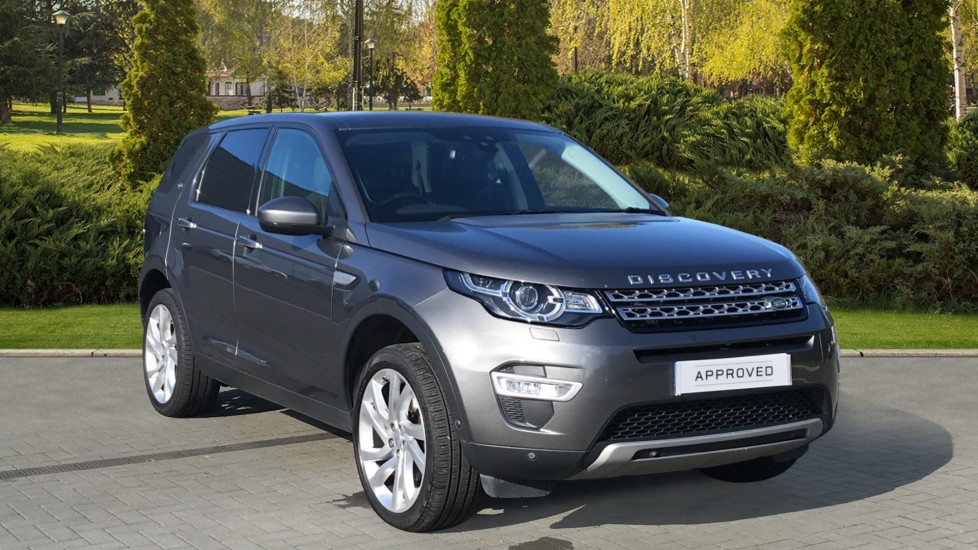 Land Rover Discovery Sport 2.0 TD4 180 HSE Luxury with Panoramic Sunroof and Heated Seats Diesel Automatic 5 door Hatchback