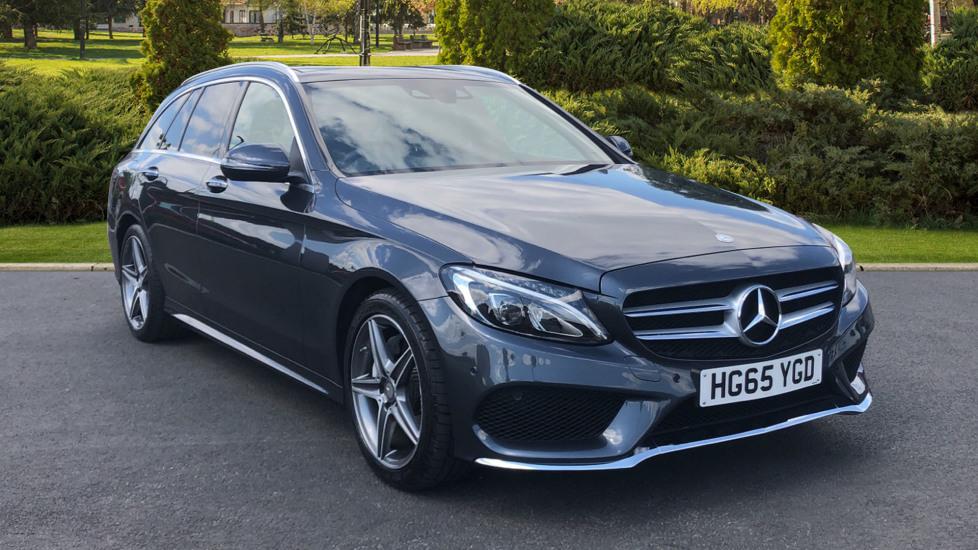 Mercedes-Benz C-Class C220d AMG Line Premium 5dr 2.1 Diesel Automatic Estate (2015) image