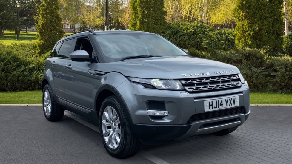 Land Rover Range Rover Evoque 2.2 SD4 Pure 5dr [Tech Pack] - Privacy glass, Heated seats, Meridian audio system Diesel 4x4