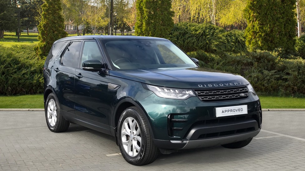 Land Rover Discovery 3.0 TD6 SE Tow Pack & Heated Steering Wheel Diesel Automatic 5 door 4x4