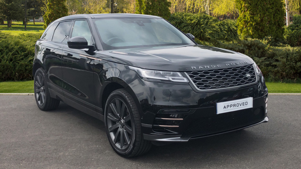 Land Rover Range Rover Velar 2.0 D240 R-Dynamic HSE 5dr Diesel Automatic Estate (2018) at Land Rover Swindon thumbnail image