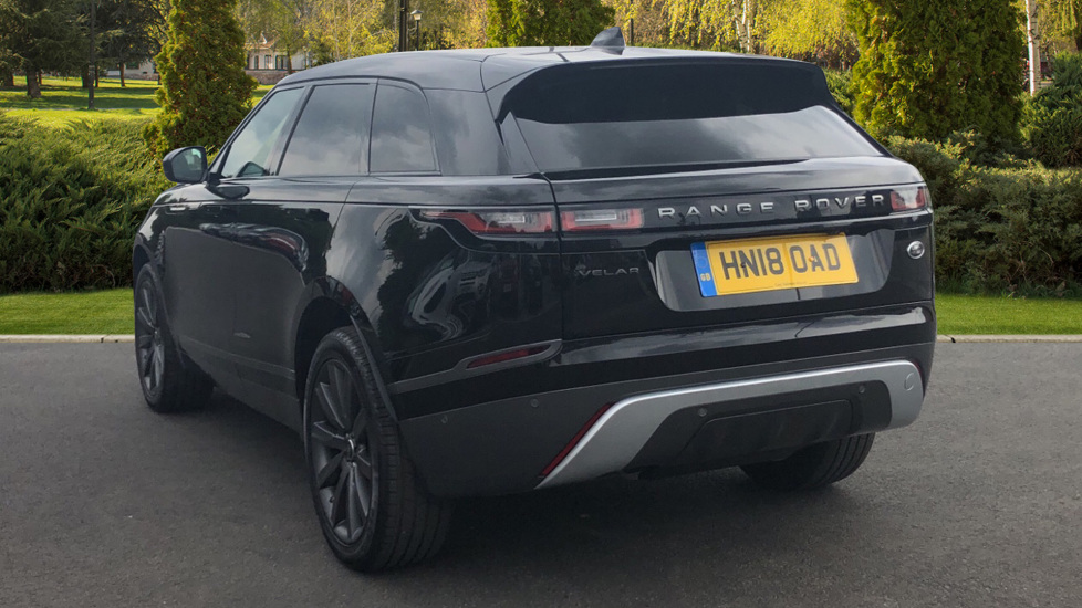 Land Rover Range Rover Velar 2 0 D240 R-Dynamic HSE 5dr Diesel Automatic  Estate (2018) at Land Rover Swindon