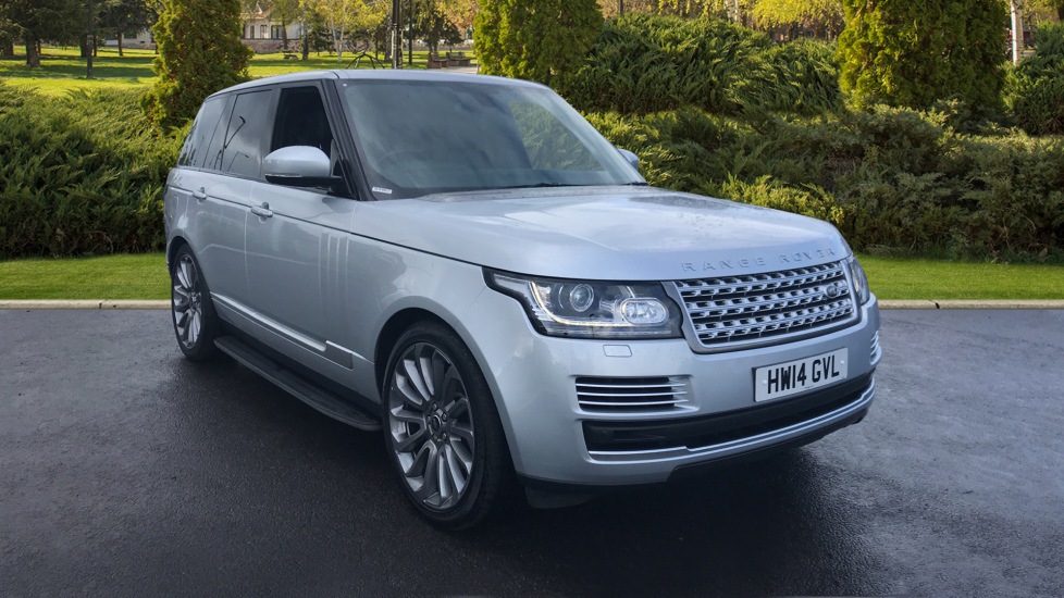 Land Rover Range Rover 3.0 TDV6 Vogue SE 4dr Diesel Automatic Estate (2014) image