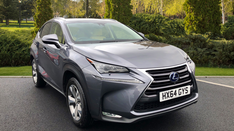 Lexus NX 300h 2.5 Premier 5dr CVT Petrol/Electric Automatic Estate (2014) image