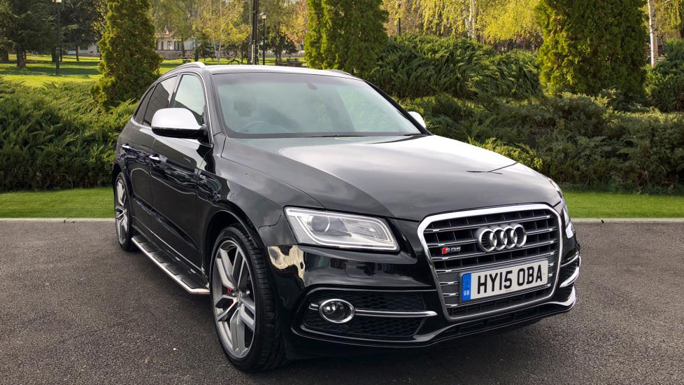 Audi Q5 SQ5 Quattro 5dr Tip 3.0 Diesel Automatic 4x4 (2015) image