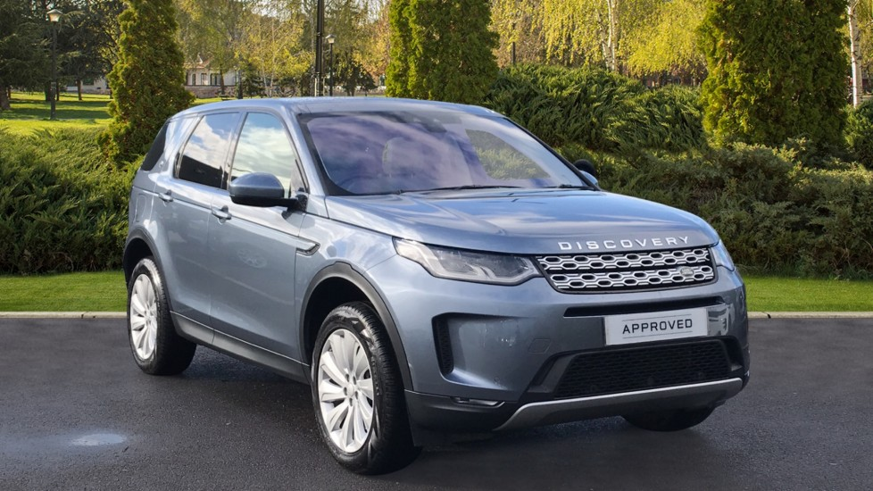 Land Rover Discovery Sport 2.0 P250 SE 5dr [5 Seat] Automatic Estate