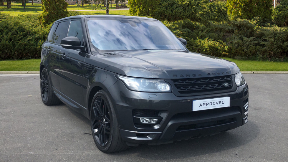 Land Rover Range Rover Sport 3 0 SDV6 [306] Autobiography Dynamic 5dr  Diesel Automatic Estate (2016) at Land Rover Swindon