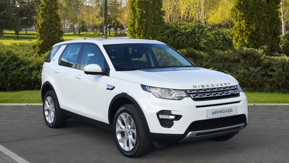 Land Rover Discovery Sport 2.0 TD4 180 HSE 5dr Diesel Estate (2018)