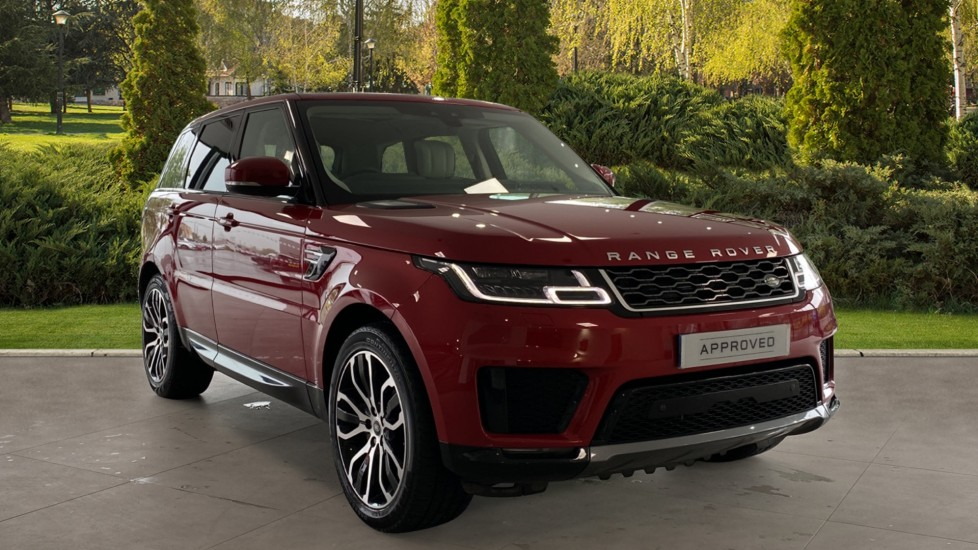 Land Rover Range Rover Sport 3.0 SDV6 HSE - Keyless Entry, Fixed panoramic roof, Soft door close 2993.0 Diesel Automatic 5 door Estate
