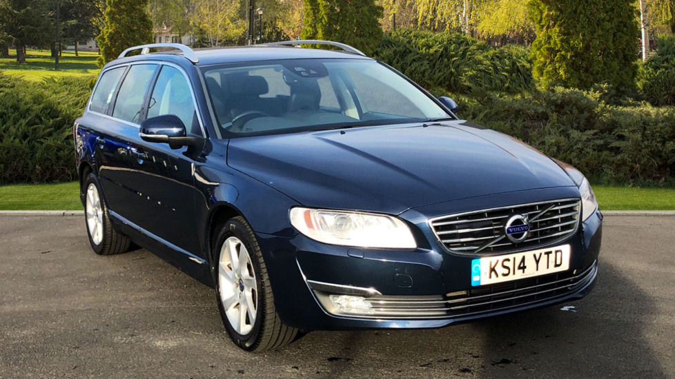 Volvo V70 D5 [215] SE Lux 5dr Geartronic 2.4 Diesel Automatic Estate (2014) image