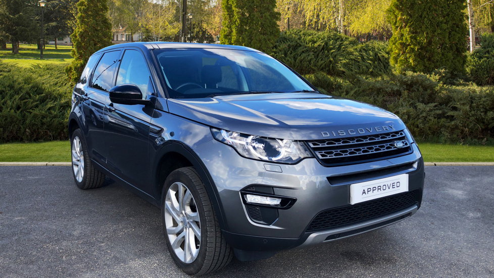 Land Rover Discovery Sport 2.0 TD4 180 SE Tech 5dr Diesel 4x4 (2016)
