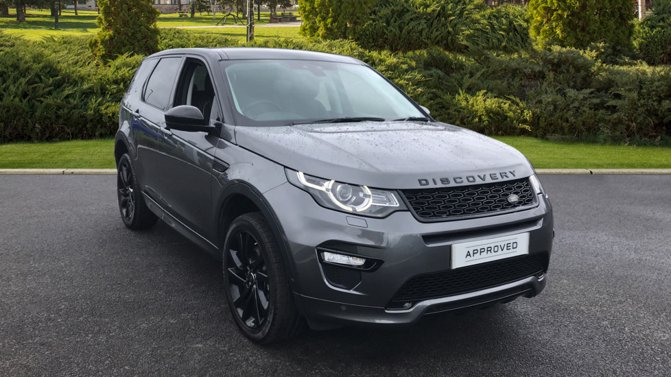 Land Rover Discovery Sport 2.0 SD4 240 HSE Dynamic Luxury 5dr Diesel Automatic 4x4 (2017)