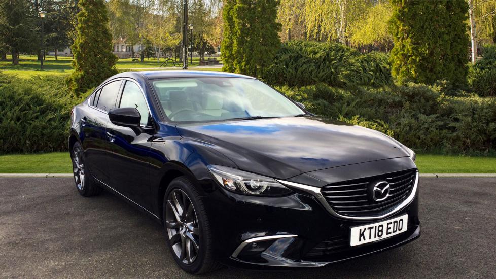 Mazda 6 2.2d [175] Sport Nav Diesel Automatic 4 door Saloon (2018) image
