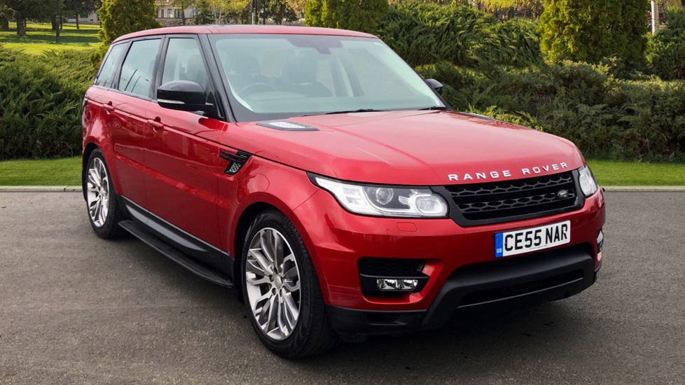 Land Rover Range Rover Sport 3.0 SDV6 HSE Dynamic 5dr Diesel Automatic Estate (2014) image