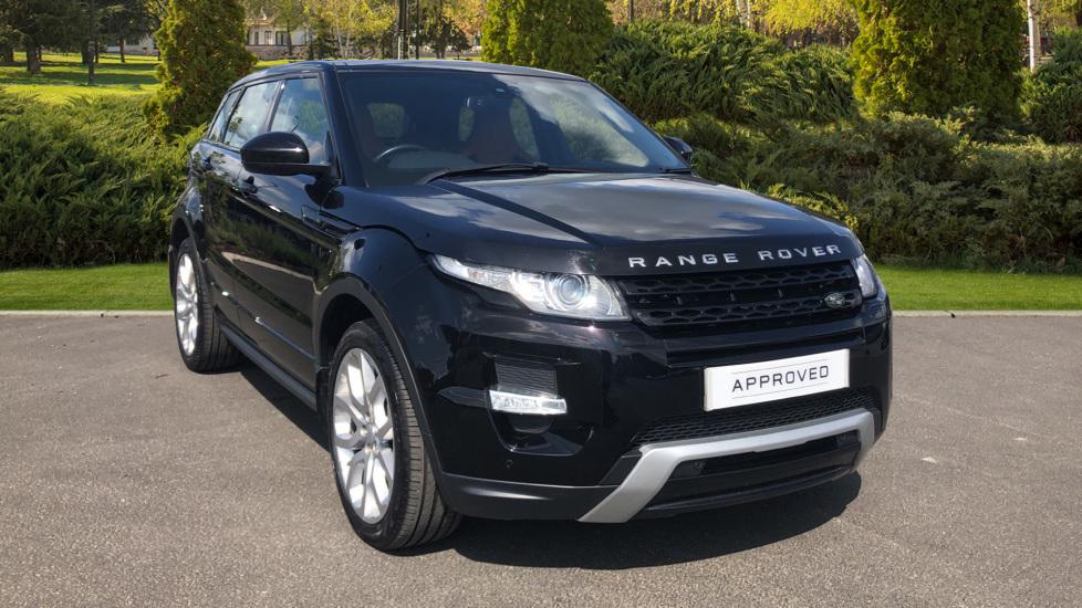 Land Rover Range Rover Evoque 2.2 SD4 Dynamic 5dr [9] Diesel Automatic Hatchback (2015)