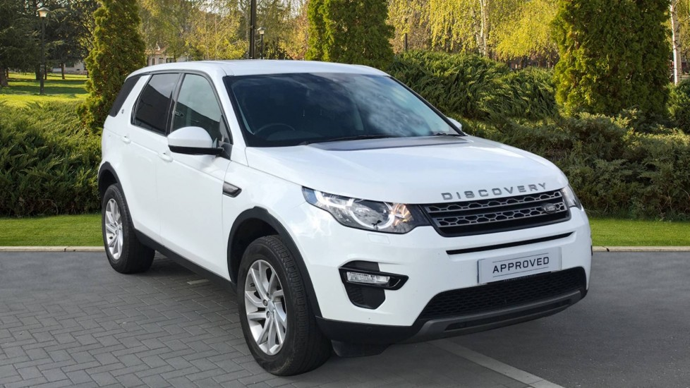 Land Rover Discovery Sport 2.0 TD4 180 SE Tech 5dr - Ambient Interior Lighting Parking Aid Diesel Automatic 4x4