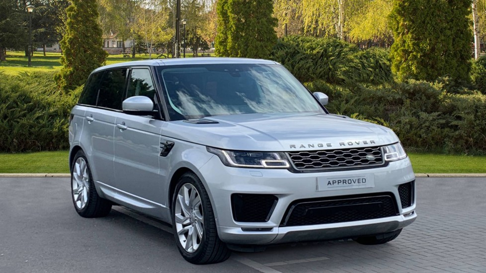Land Rover Range Rover Sport 3.0 SDV6 HSE Dynamic - Electrically deployable tow bar, Privacy glass, Fixed panoramic roof Diesel Automatic 5 door 4x4