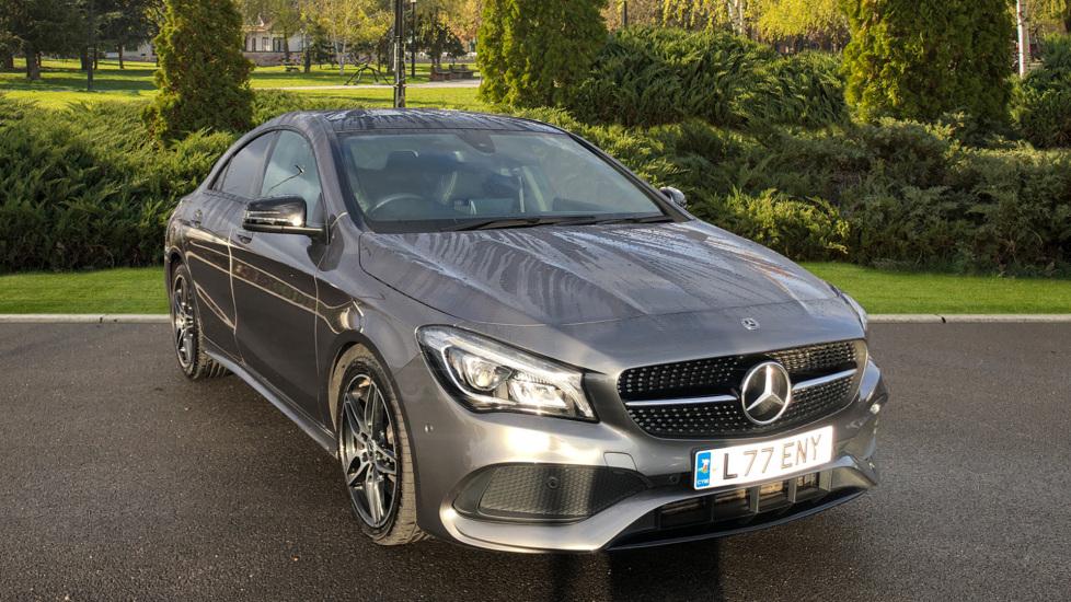 Mercedes-Benz CLA-Class CLA 220d AMG Line Tip 2.1 Diesel Automatic 4 door Saloon (2018)