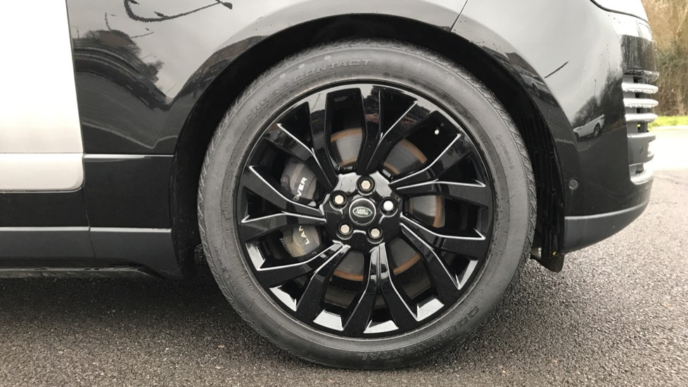 Land Rover Range Rover 5.0 V8 S/C Autobiography 4dr image 8