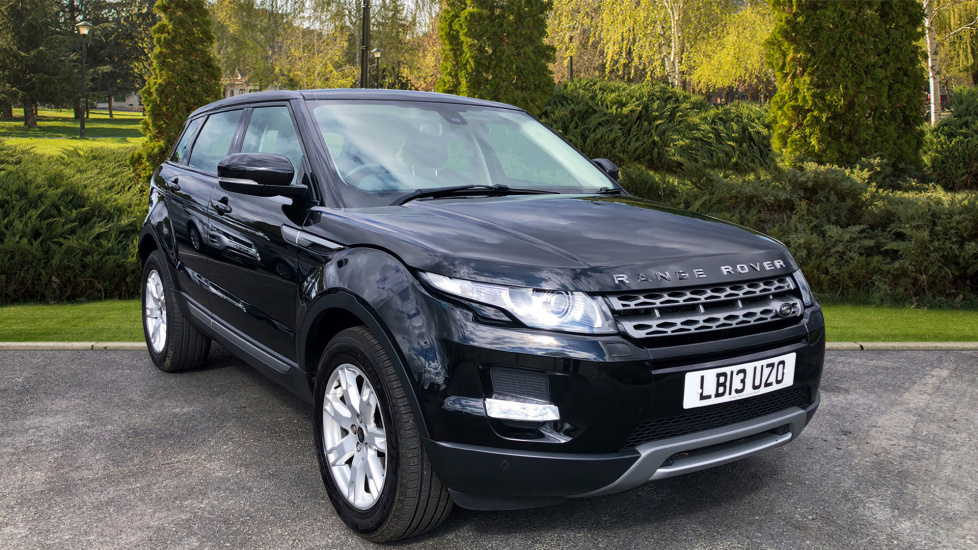 Land Rover Range Rover Evoque 2.2 SD4 Pure 5dr [Tech Pack] Diesel Automatic 4x4 (2013) image