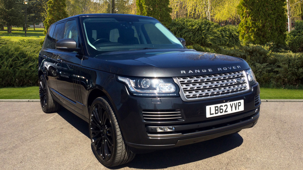 Land Rover Range Rover 4.4 SDV8 Vogue SE 4dr - Fixed Panoramic Roof - Privacy Glass -  Diesel Automatic 4x4 (2013) image
